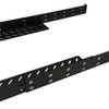 "1u Adjustable Angle Brackets 20-35"" Deep"