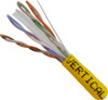 Vertical Cable 060-494/YL Bulk CAT6 Cable