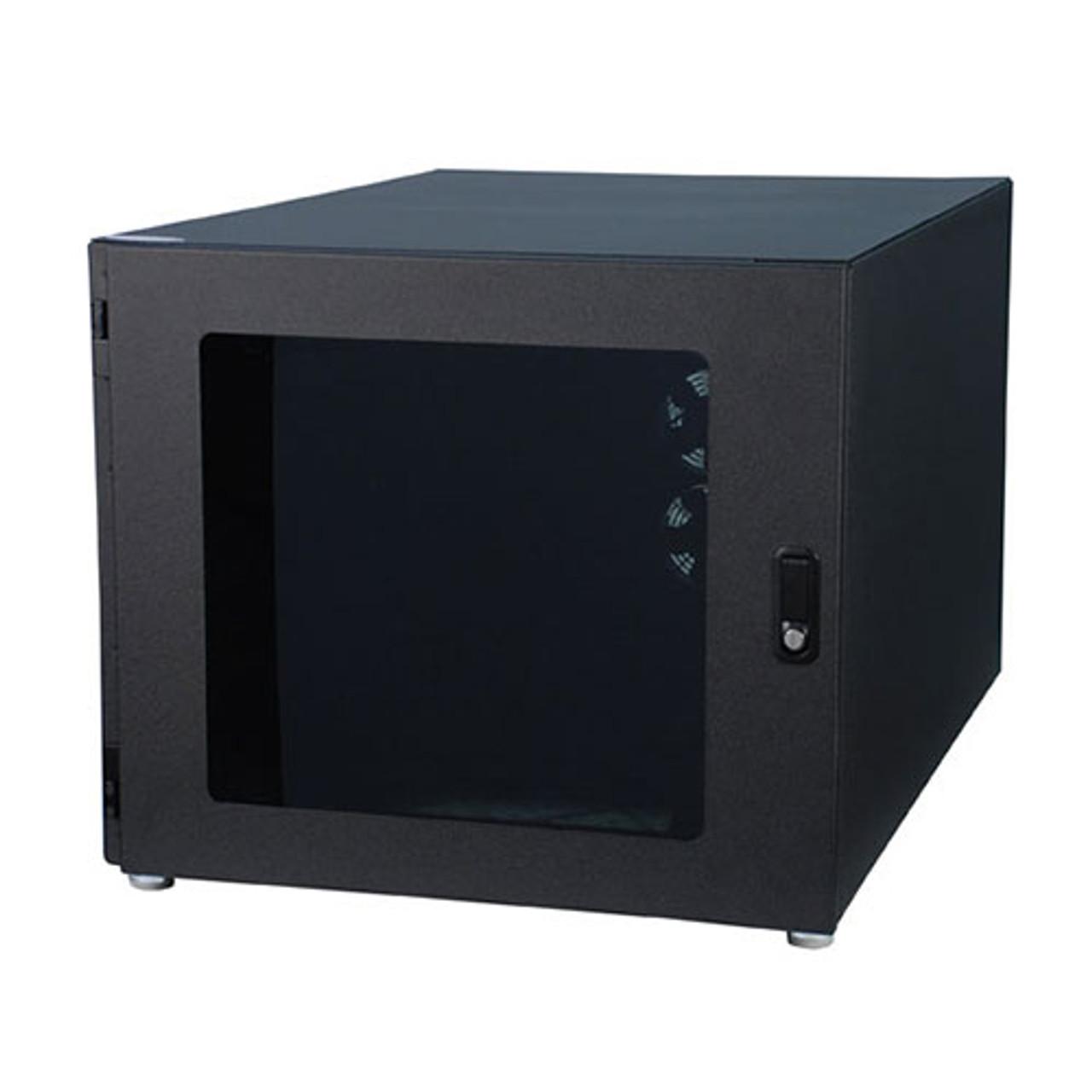 12u AcoustiQuiet Desktop Rack
