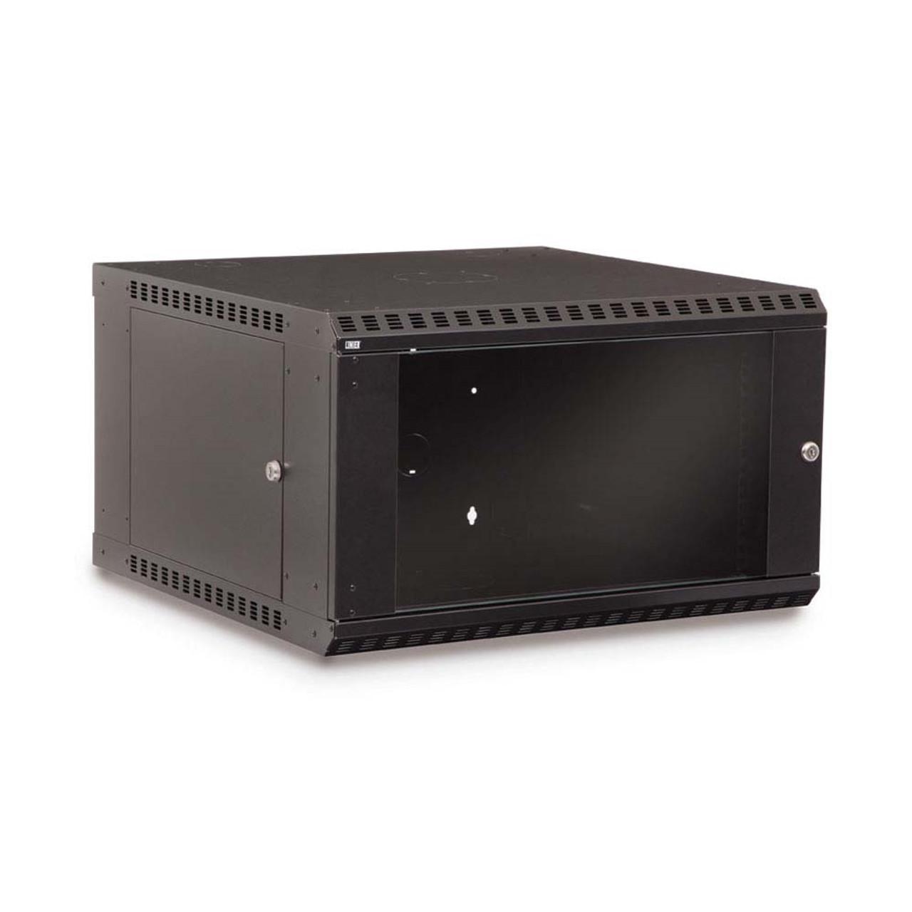 RONZ Oakli Oak Effect Large Tall Display Cabinet K12
