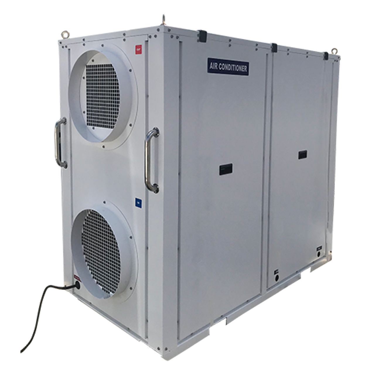 Industrial Cooling, Portable Air Conditioners