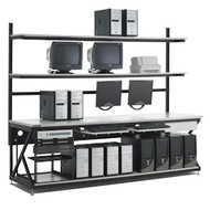Organize IT: LAN Stations and Racks for your Data Center