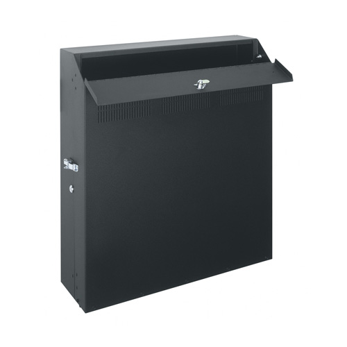 22u 800mm Server Cabinet Wall Desk Floor Mountable It Network Data Rack Vented Computers/tablets & Networking