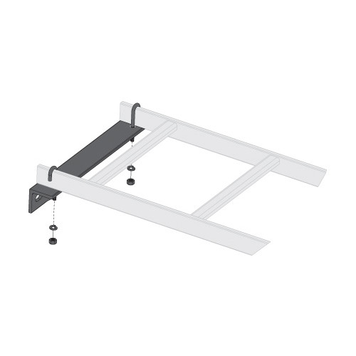 Middle Atlantic CLH-WRS   Wall & Ceiling Mount Kits
