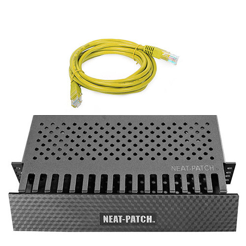 Rackmount Solutions RS NPKIT24-Y | Neat Patch