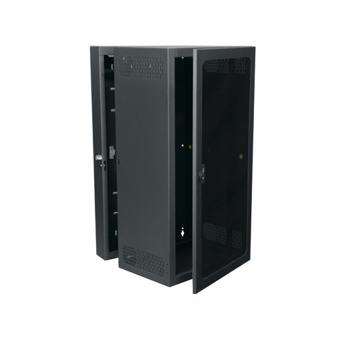 "26u 20""D Wall Mount Rack"