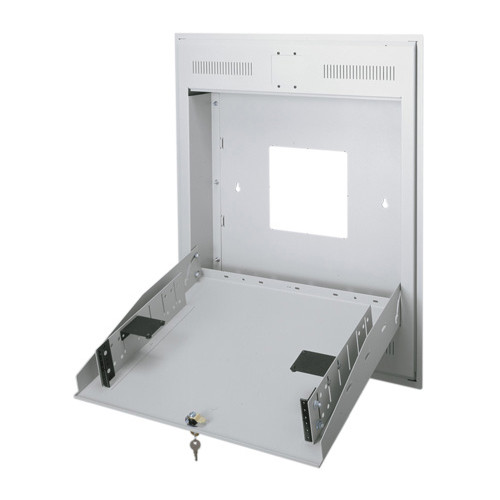 2u Tilt Out Wall Mount Rack