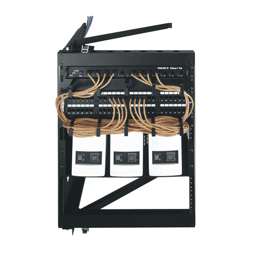 "12u 16""D Wall Mount Rack"