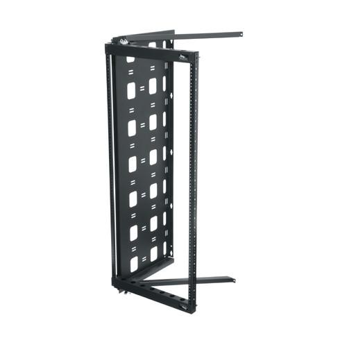 """20u 10""""D Swing Frame Wall Mount Rack"""