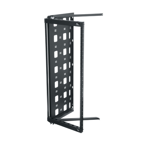 "25u 16""D Swing Out Wall Mount Rack"