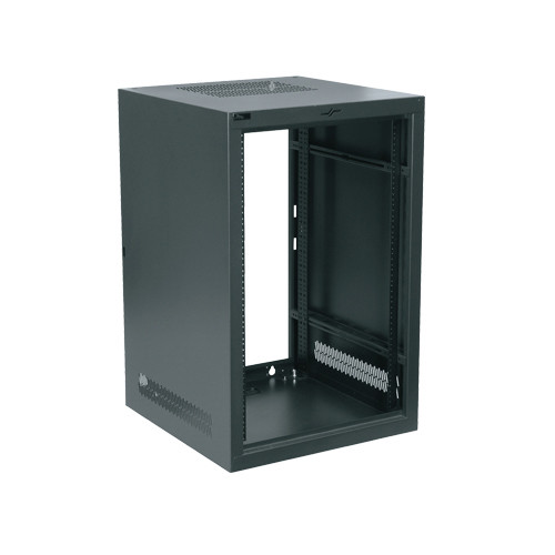 "18u 18""D Wall Mount Rack"