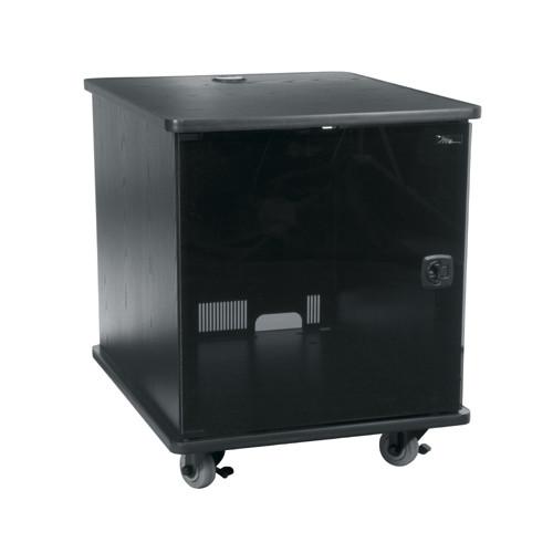 12u Portable Rack - Ebony