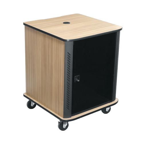 16u Portable Furniture Rack - Cherry (RFR-1628CR)