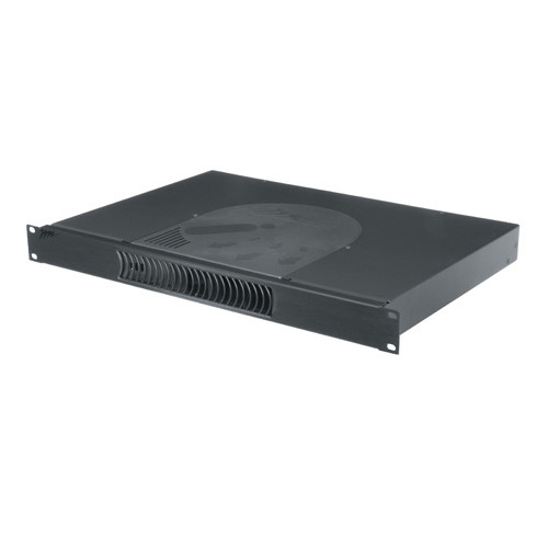 10 Outlet Horizontal Rackmount PDU/Fan 2-Stage Surge