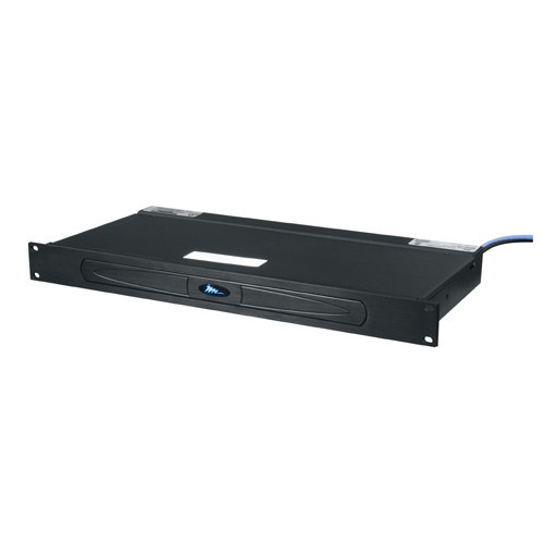 8 Outlet Horizontal Rackmount Power Light Combo