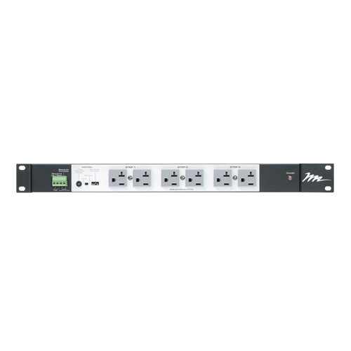 20 AMP Multi Mount Power Strip, 16 Outlets