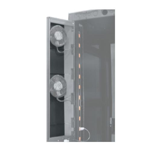 1/2U Fan Door Panel