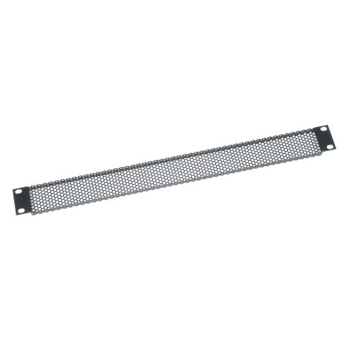 1u Perforated Vent Panel Pack