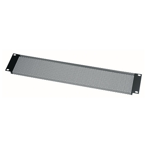 Pack of (12) 2u Perforated (64%) Vent Panels