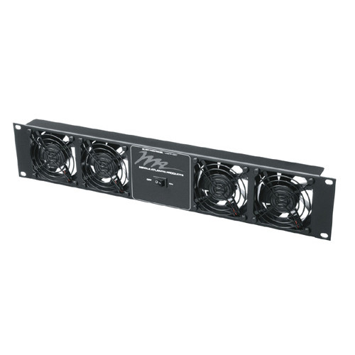 100 CFM 27dB Fan Panel with Remote Thermistor