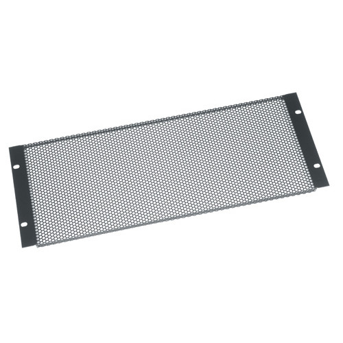 Pack of (6) 4u Perforated (64%) Vent Panels