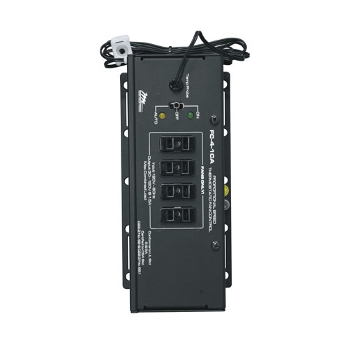 Fan Controller with IEC Receptacles