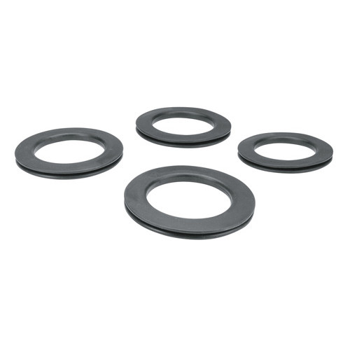 "(4) Piece Grommet Kit, 4"" Rings"