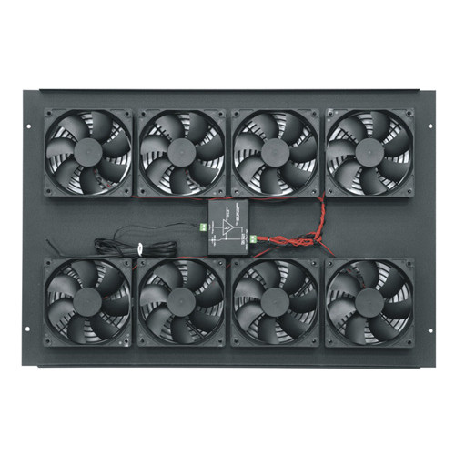 552 CFM 220 V Fan Top