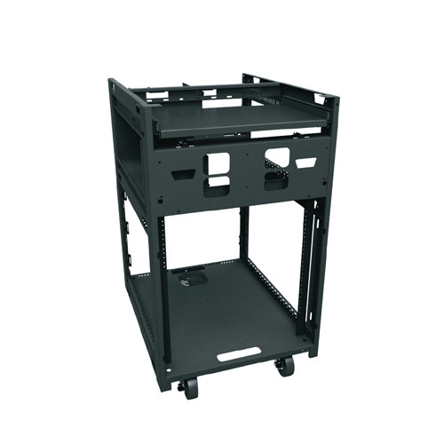 """33"""" Width Lectern Flat Frame with Work Surface"""