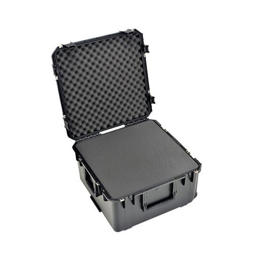 iSeries 2222-12 Waterproof Case with Cubed Foam