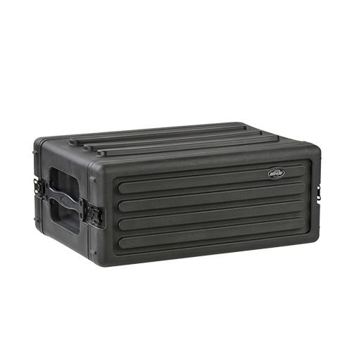 "SKB Roto-Molded 3U Shallow Rack Case 7""H 1SKB-R4S"