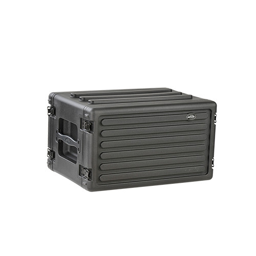 "Roto-Molded 3U Shallow Rack 10.5""H"