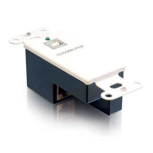 USB 1.1 Over Cat5 Wall Plate Transmitter