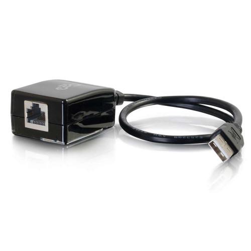 USB 1.1 Over Cat5 Superbooster Extender Dongle Transmitter