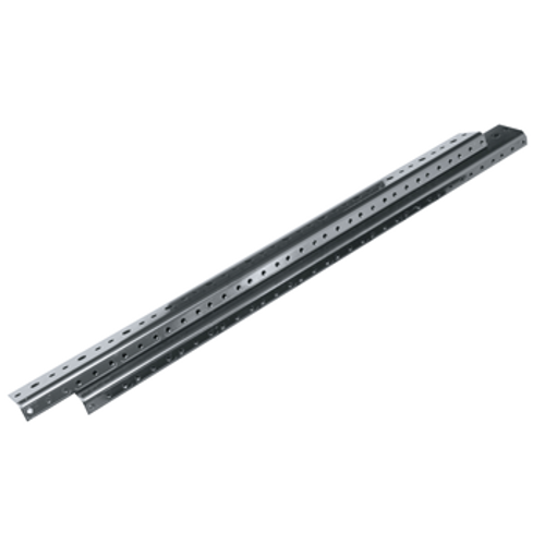 18u 12-24 Thread CWR Series Rackrails CWR-RR18