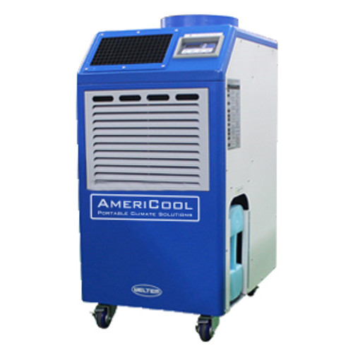 1 Ton Portable AC Unit and Industrial Heater WPH-3000
