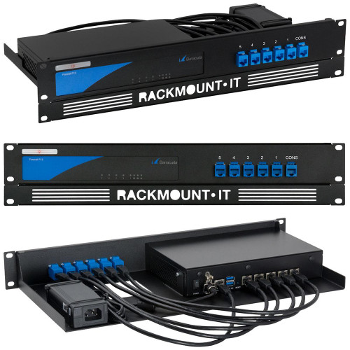Rack Mount Kit for Barracuda F12 RM-BC-T2