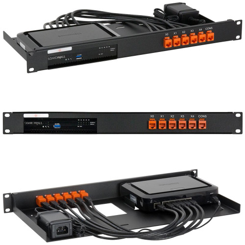 Rack Mount Kit for SonicWall SOHO 250 RM-SW-T7