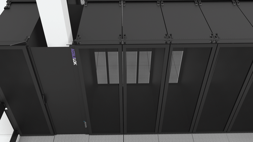 AisleLok 10164-LG 48u-50u Adjustable Server Rack Gap Panel