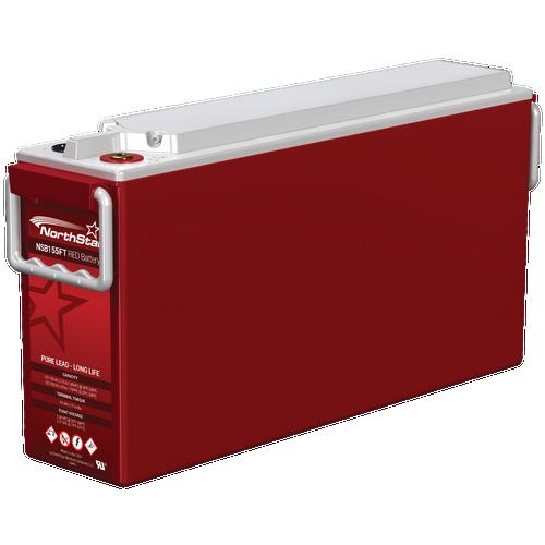 NSB 155FT NorthStar Red Telecom Battery