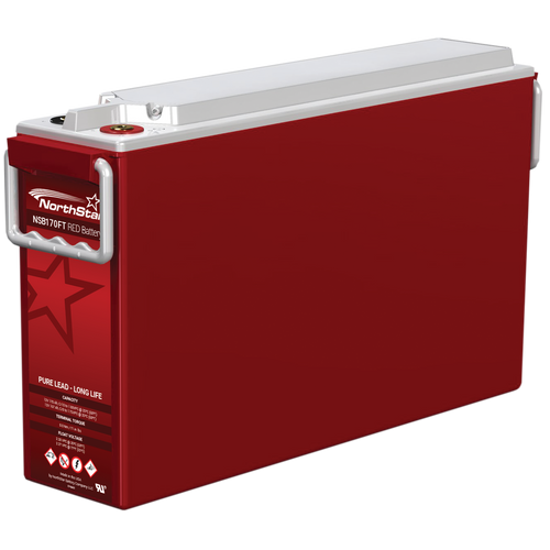 NSB 170FT NorthStar Red Telecom Battery
