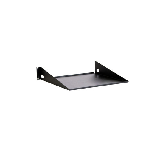 "2U 12"" Light Duty Rack Shelf KH-LDRS2U12"