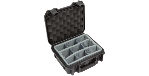 iSeries 0907-4 Case w/Think Tank Designed Dividers