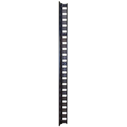 48U Vertical Trough Cable Manager