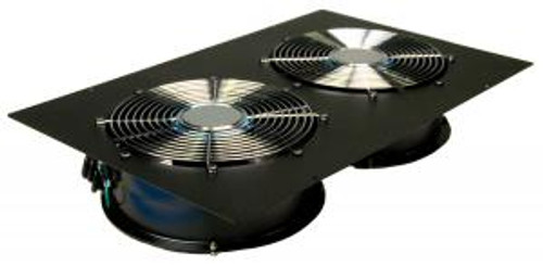 Top Panel and 2 230V Fan Assembly for ES Ccabinet