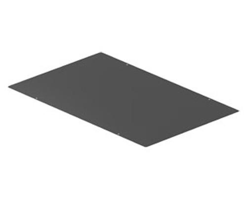 Tamper Resistant Solid Top Panel for ES cabinet