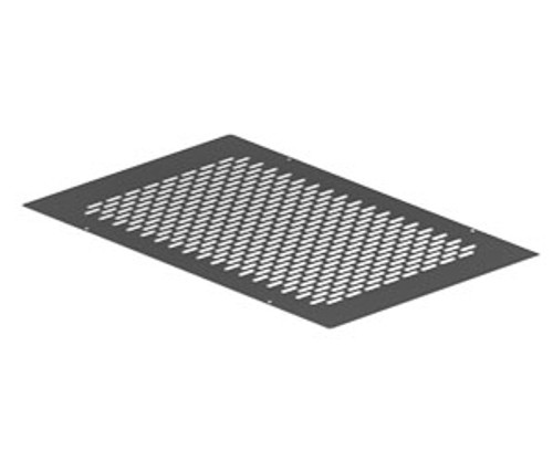 Perforated Top Panel for ES Cabinet