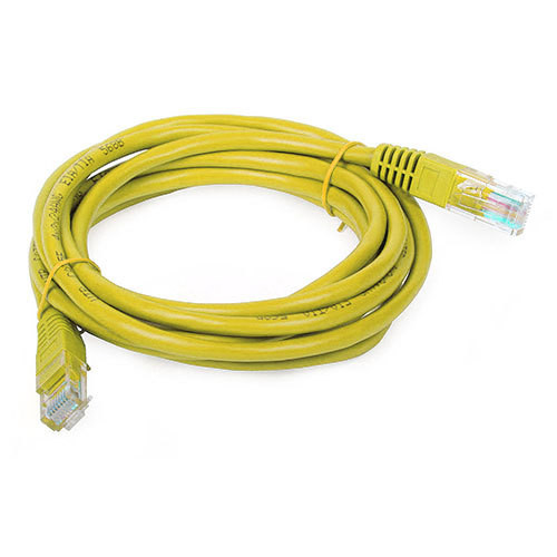 Comtop CAT5E PC25-YELLOW | CAT5E Individual Cable