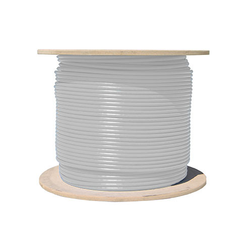 1000ft Cat6 Stranded Cable 24AWG 550MHz White