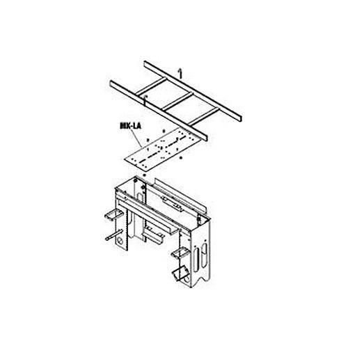 Middle Atlantic MK-LA   Wall & Ceiling Mount Kits